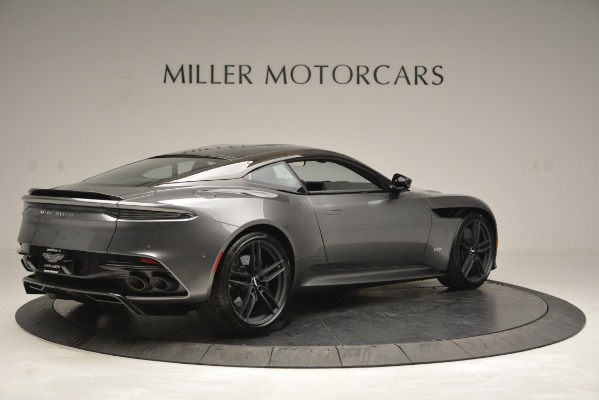 Used 2019 Aston Martin DBS Superleggera Coupe for sale Sold at Rolls-Royce Motor Cars Greenwich in Greenwich CT 06830 8