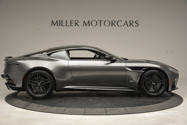 Used 2019 Aston Martin DBS Superleggera Coupe for sale Sold at Rolls-Royce Motor Cars Greenwich in Greenwich CT 06830 9
