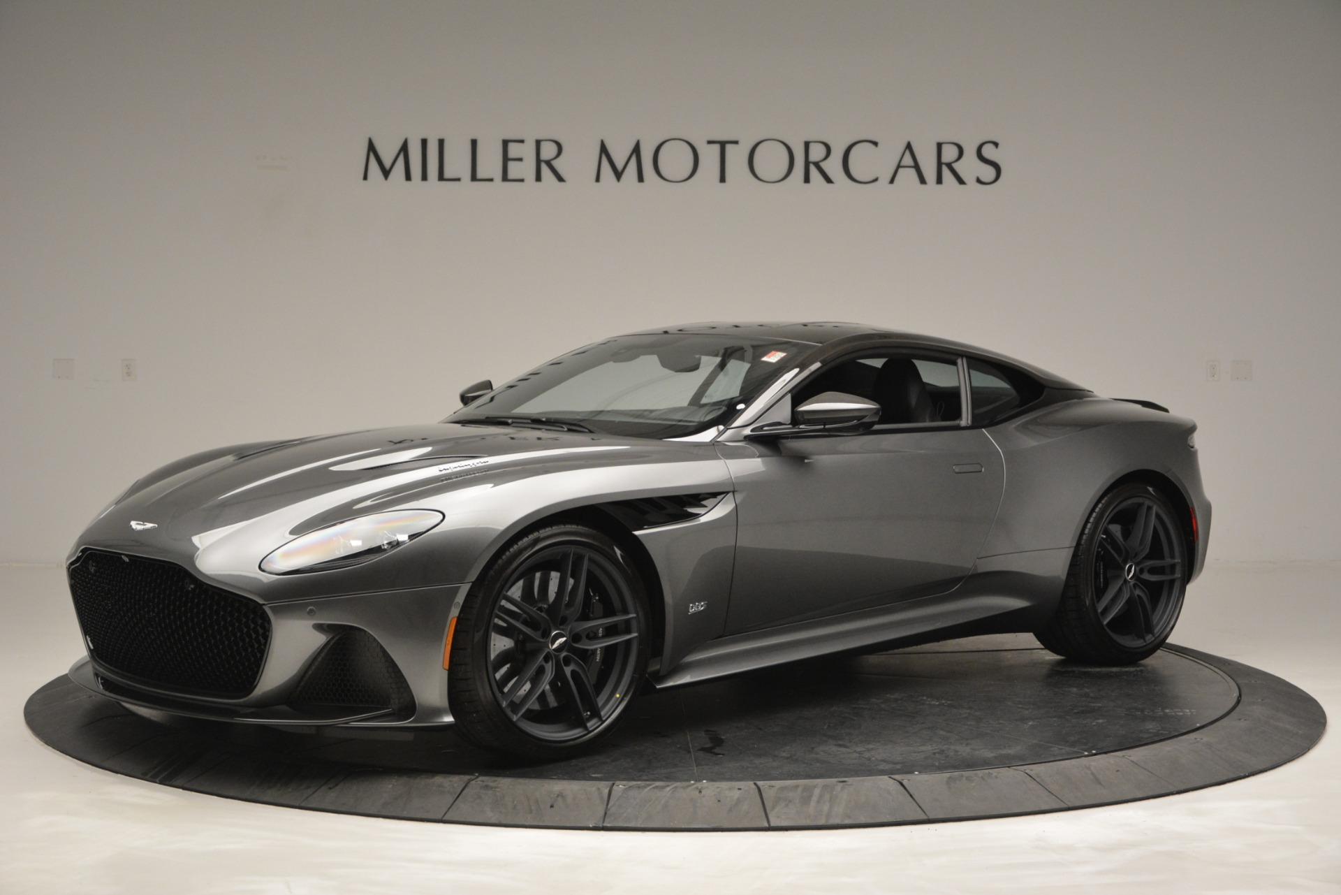 Used 2019 Aston Martin DBS Superleggera Coupe for sale Sold at Rolls-Royce Motor Cars Greenwich in Greenwich CT 06830 1