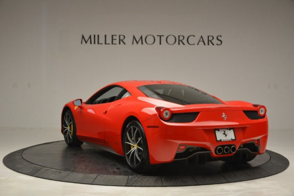 Used 2014 Ferrari 458 Italia for sale Sold at Rolls-Royce Motor Cars Greenwich in Greenwich CT 06830 5