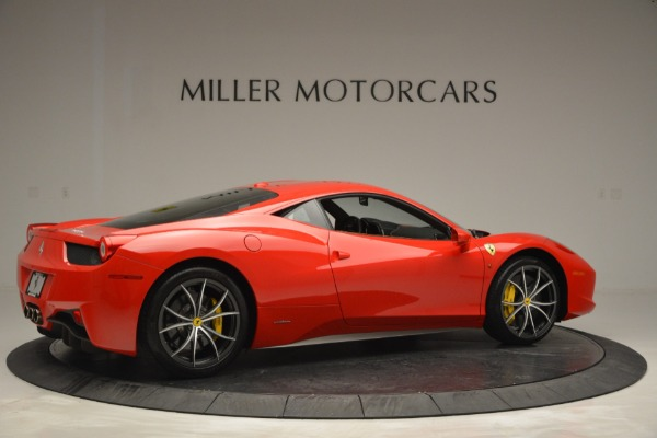 Used 2014 Ferrari 458 Italia for sale Sold at Rolls-Royce Motor Cars Greenwich in Greenwich CT 06830 8