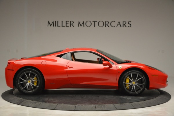 Used 2014 Ferrari 458 Italia for sale Sold at Rolls-Royce Motor Cars Greenwich in Greenwich CT 06830 9