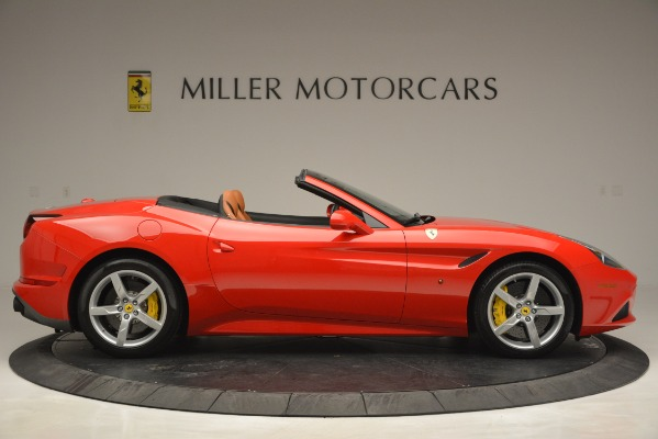 Used 2016 Ferrari California T Handling Speciale for sale Sold at Rolls-Royce Motor Cars Greenwich in Greenwich CT 06830 9