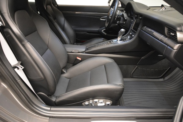 Used 2015 Porsche 911 Turbo S for sale Sold at Rolls-Royce Motor Cars Greenwich in Greenwich CT 06830 20