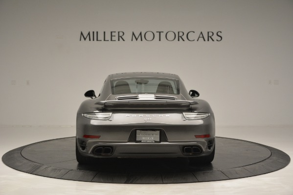Used 2015 Porsche 911 Turbo S for sale Sold at Rolls-Royce Motor Cars Greenwich in Greenwich CT 06830 6