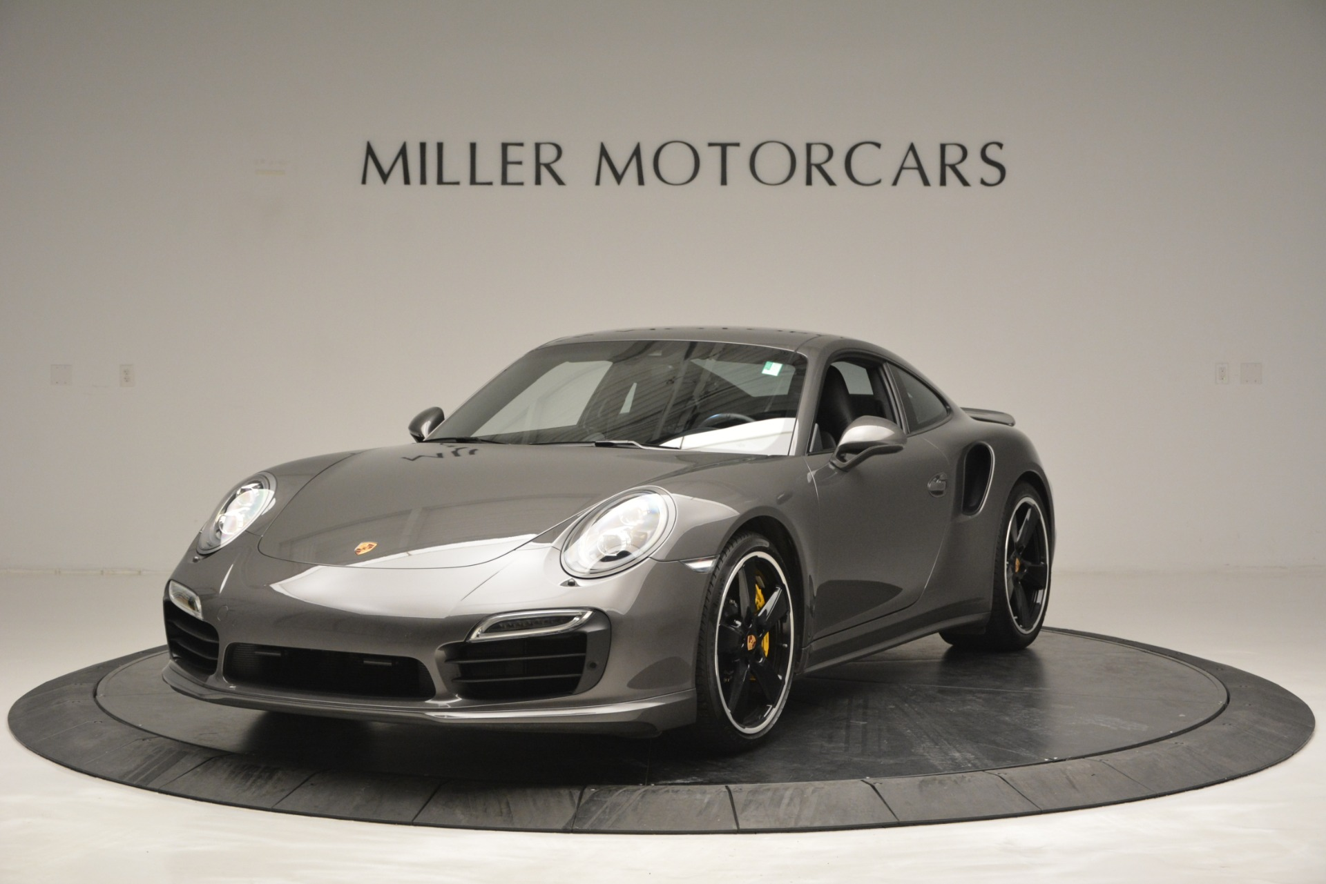 Used 2015 Porsche 911 Turbo S for sale Sold at Rolls-Royce Motor Cars Greenwich in Greenwich CT 06830 1