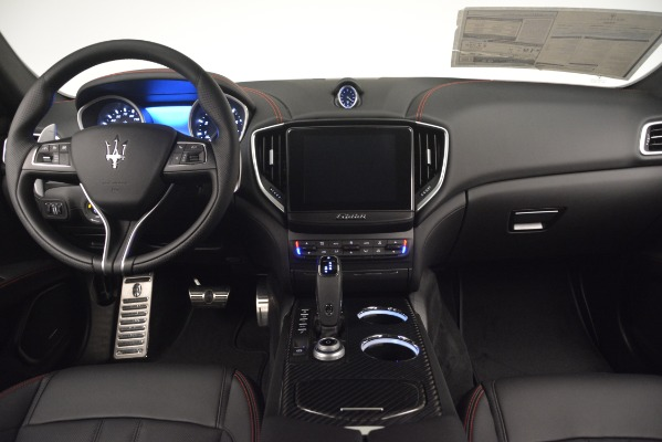 New 2019 Maserati Ghibli S Q4 GranSport for sale Sold at Rolls-Royce Motor Cars Greenwich in Greenwich CT 06830 16