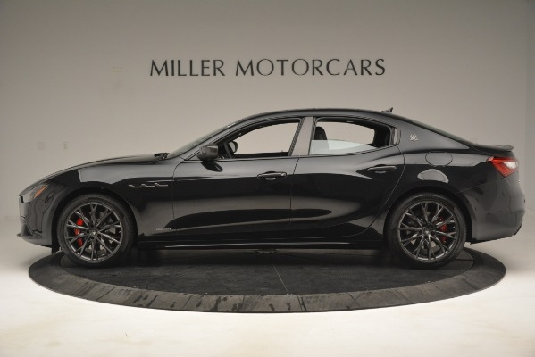 New 2019 Maserati Ghibli S Q4 GranSport for sale Sold at Rolls-Royce Motor Cars Greenwich in Greenwich CT 06830 3
