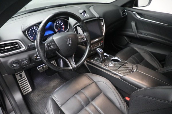 New 2019 Maserati Ghibli S Q4 GranSport for sale Sold at Rolls-Royce Motor Cars Greenwich in Greenwich CT 06830 13
