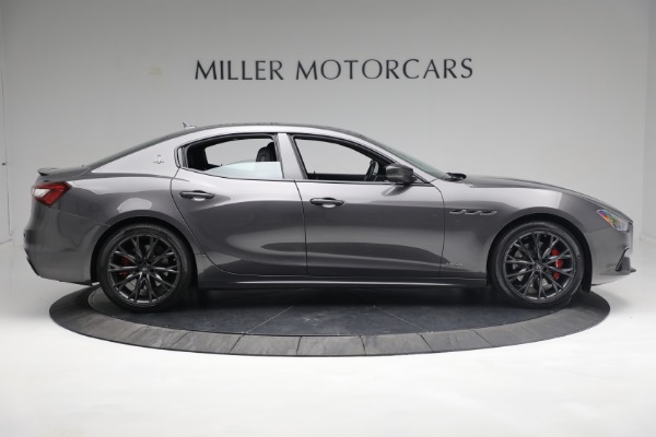 New 2019 Maserati Ghibli S Q4 GranSport for sale Sold at Rolls-Royce Motor Cars Greenwich in Greenwich CT 06830 9