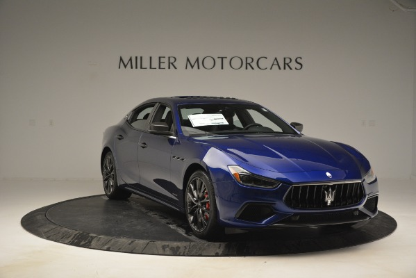 New 2019 Maserati Ghibli S Q4 GranSport for sale Sold at Rolls-Royce Motor Cars Greenwich in Greenwich CT 06830 11
