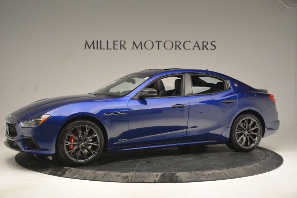 New 2019 Maserati Ghibli S Q4 GranSport for sale Sold at Rolls-Royce Motor Cars Greenwich in Greenwich CT 06830 2