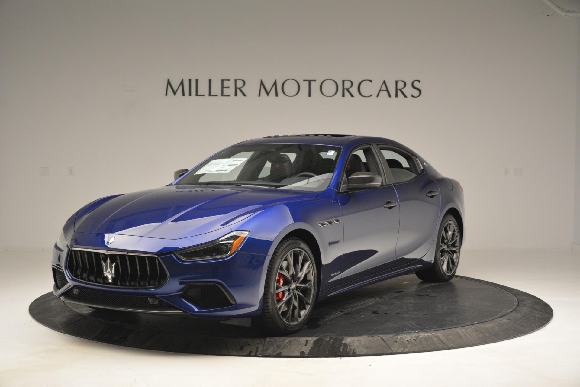 Maserati Q4 Price >> New 2019 Maserati Ghibli S Q4 Gransport For Sale 99 040
