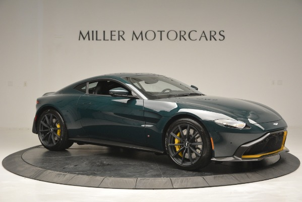 Used 2019 Aston Martin Vantage Coupe for sale Sold at Rolls-Royce Motor Cars Greenwich in Greenwich CT 06830 10