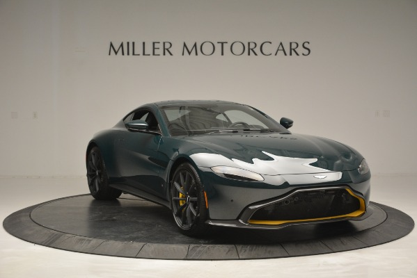 Used 2019 Aston Martin Vantage Coupe for sale Sold at Rolls-Royce Motor Cars Greenwich in Greenwich CT 06830 11