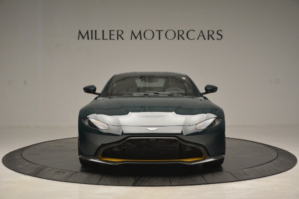 Used 2019 Aston Martin Vantage Coupe for sale Sold at Rolls-Royce Motor Cars Greenwich in Greenwich CT 06830 12