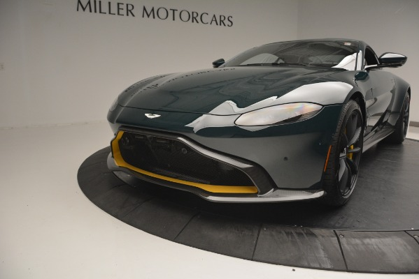 Used 2019 Aston Martin Vantage Coupe for sale Sold at Rolls-Royce Motor Cars Greenwich in Greenwich CT 06830 16
