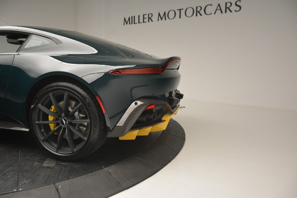 Used 2019 Aston Martin Vantage Coupe for sale Sold at Rolls-Royce Motor Cars Greenwich in Greenwich CT 06830 17