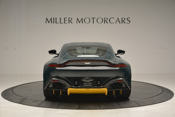 Used 2019 Aston Martin Vantage Coupe for sale Sold at Rolls-Royce Motor Cars Greenwich in Greenwich CT 06830 6