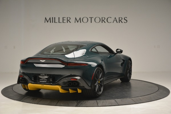 Used 2019 Aston Martin Vantage Coupe for sale Sold at Rolls-Royce Motor Cars Greenwich in Greenwich CT 06830 7