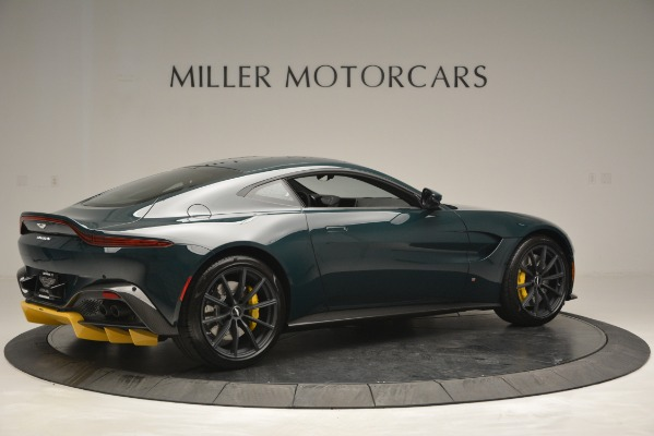 Used 2019 Aston Martin Vantage Coupe for sale Sold at Rolls-Royce Motor Cars Greenwich in Greenwich CT 06830 8
