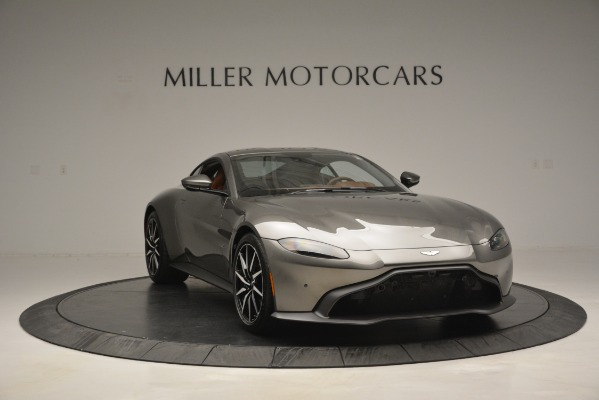 Used 2019 Aston Martin Vantage for sale Sold at Rolls-Royce Motor Cars Greenwich in Greenwich CT 06830 10