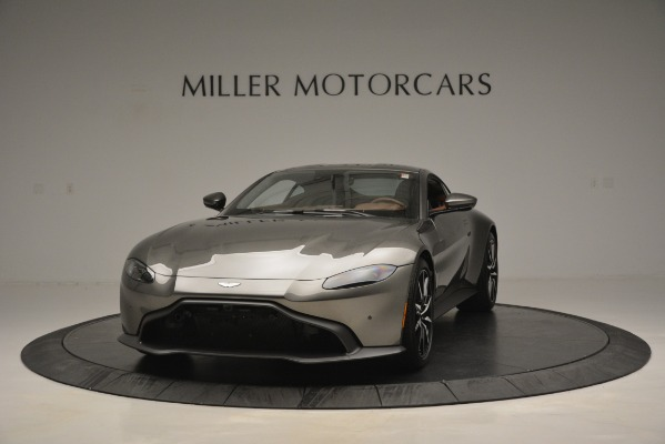 Used 2019 Aston Martin Vantage for sale Sold at Rolls-Royce Motor Cars Greenwich in Greenwich CT 06830 12