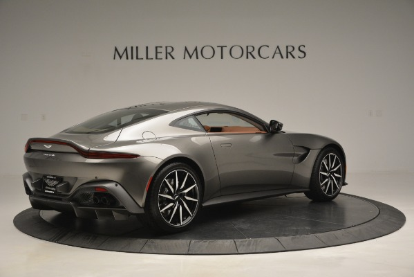 Used 2019 Aston Martin Vantage for sale Sold at Rolls-Royce Motor Cars Greenwich in Greenwich CT 06830 7