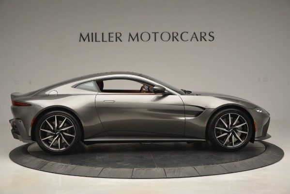 Used 2019 Aston Martin Vantage for sale Sold at Rolls-Royce Motor Cars Greenwich in Greenwich CT 06830 8