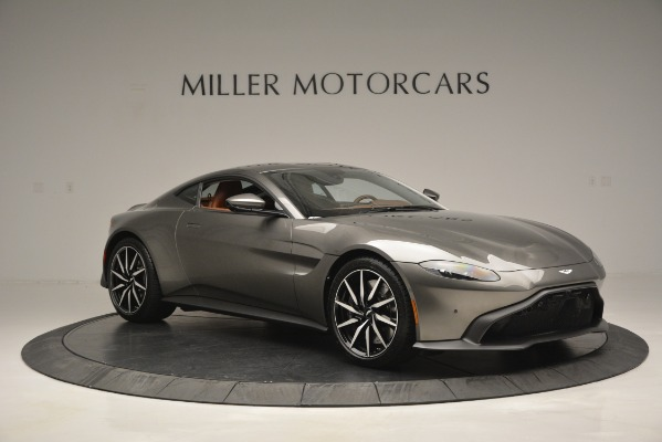 Used 2019 Aston Martin Vantage for sale Sold at Rolls-Royce Motor Cars Greenwich in Greenwich CT 06830 9