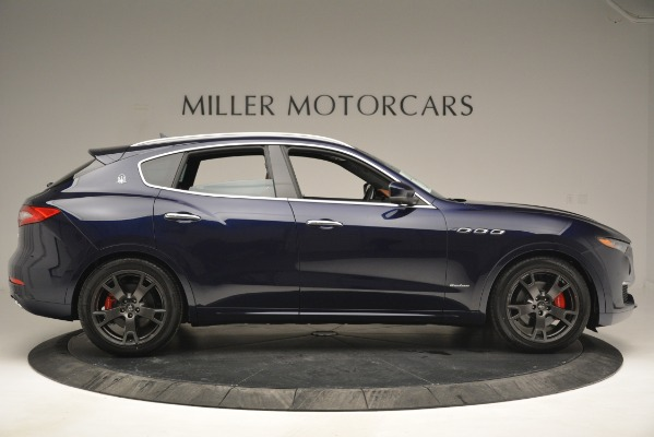 New 2019 Maserati Levante Q4 GranLusso for sale Sold at Rolls-Royce Motor Cars Greenwich in Greenwich CT 06830 10