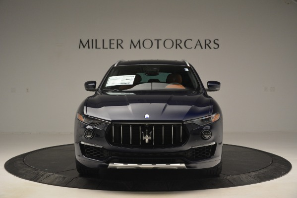 New 2019 Maserati Levante Q4 GranLusso for sale Sold at Rolls-Royce Motor Cars Greenwich in Greenwich CT 06830 14