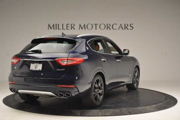 New 2019 Maserati Levante Q4 GranLusso for sale Sold at Rolls-Royce Motor Cars Greenwich in Greenwich CT 06830 8