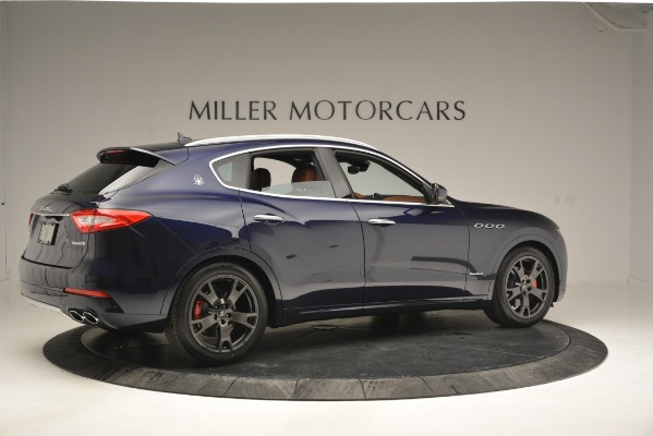 New 2019 Maserati Levante Q4 GranLusso for sale Sold at Rolls-Royce Motor Cars Greenwich in Greenwich CT 06830 9