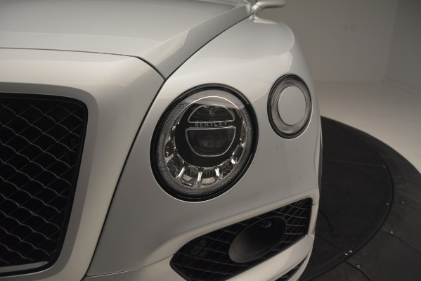 New 2019 Bentley Bentayga V8 for sale Sold at Rolls-Royce Motor Cars Greenwich in Greenwich CT 06830 16