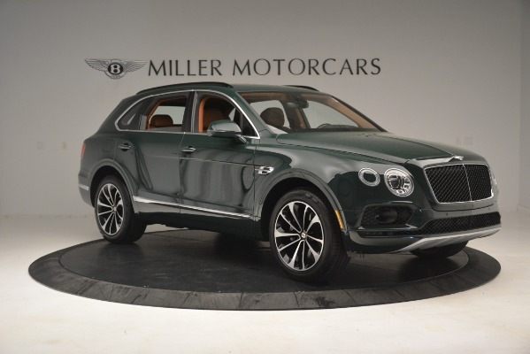 New 2019 Bentley Bentayga V8 for sale Sold at Rolls-Royce Motor Cars Greenwich in Greenwich CT 06830 10