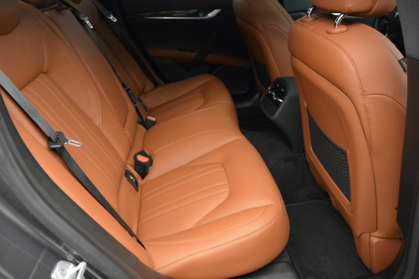 Used 2015 Maserati Ghibli S Q4 for sale Sold at Rolls-Royce Motor Cars Greenwich in Greenwich CT 06830 19
