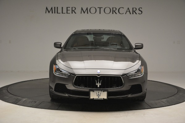 Used 2015 Maserati Ghibli S Q4 for sale Sold at Rolls-Royce Motor Cars Greenwich in Greenwich CT 06830 6