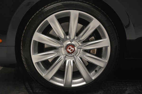 Used 2016 Bentley Flying Spur W12 for sale Sold at Rolls-Royce Motor Cars Greenwich in Greenwich CT 06830 14