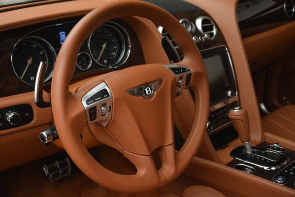 Used 2016 Bentley Flying Spur W12 for sale Sold at Rolls-Royce Motor Cars Greenwich in Greenwich CT 06830 20