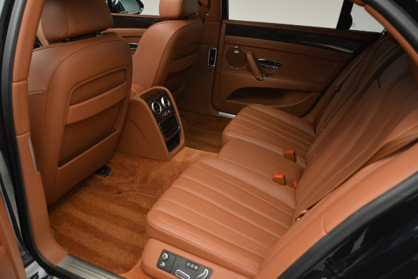 Used 2016 Bentley Flying Spur W12 for sale Sold at Rolls-Royce Motor Cars Greenwich in Greenwich CT 06830 23