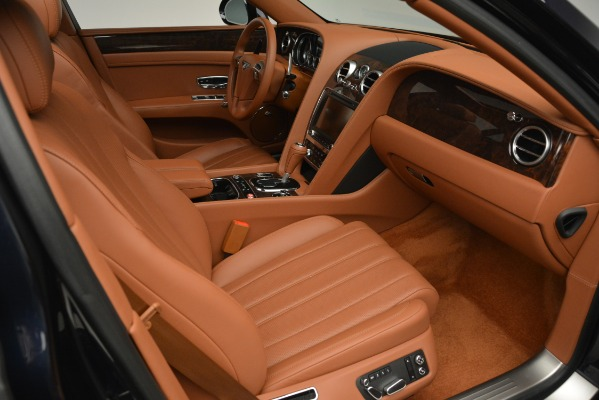 Used 2016 Bentley Flying Spur W12 for sale Sold at Rolls-Royce Motor Cars Greenwich in Greenwich CT 06830 27