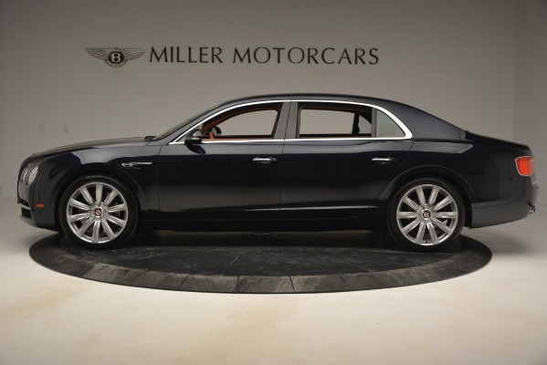 Used 2016 Bentley Flying Spur W12 for sale Sold at Rolls-Royce Motor Cars Greenwich in Greenwich CT 06830 3