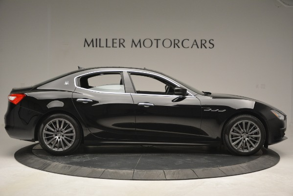 Used 2018 Maserati Ghibli S Q4 for sale Sold at Rolls-Royce Motor Cars Greenwich in Greenwich CT 06830 12