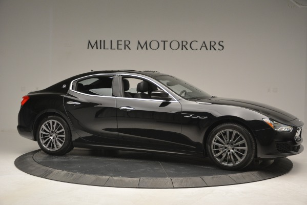 Used 2018 Maserati Ghibli S Q4 for sale Sold at Rolls-Royce Motor Cars Greenwich in Greenwich CT 06830 13
