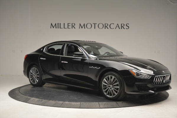 Used 2018 Maserati Ghibli S Q4 for sale Sold at Rolls-Royce Motor Cars Greenwich in Greenwich CT 06830 14
