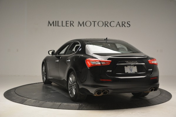 Used 2018 Maserati Ghibli S Q4 for sale Sold at Rolls-Royce Motor Cars Greenwich in Greenwich CT 06830 7