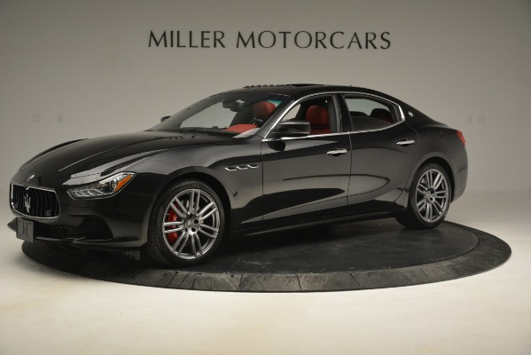 Used 2016 Maserati Ghibli S Q4 for sale Sold at Rolls-Royce Motor Cars Greenwich in Greenwich CT 06830 2