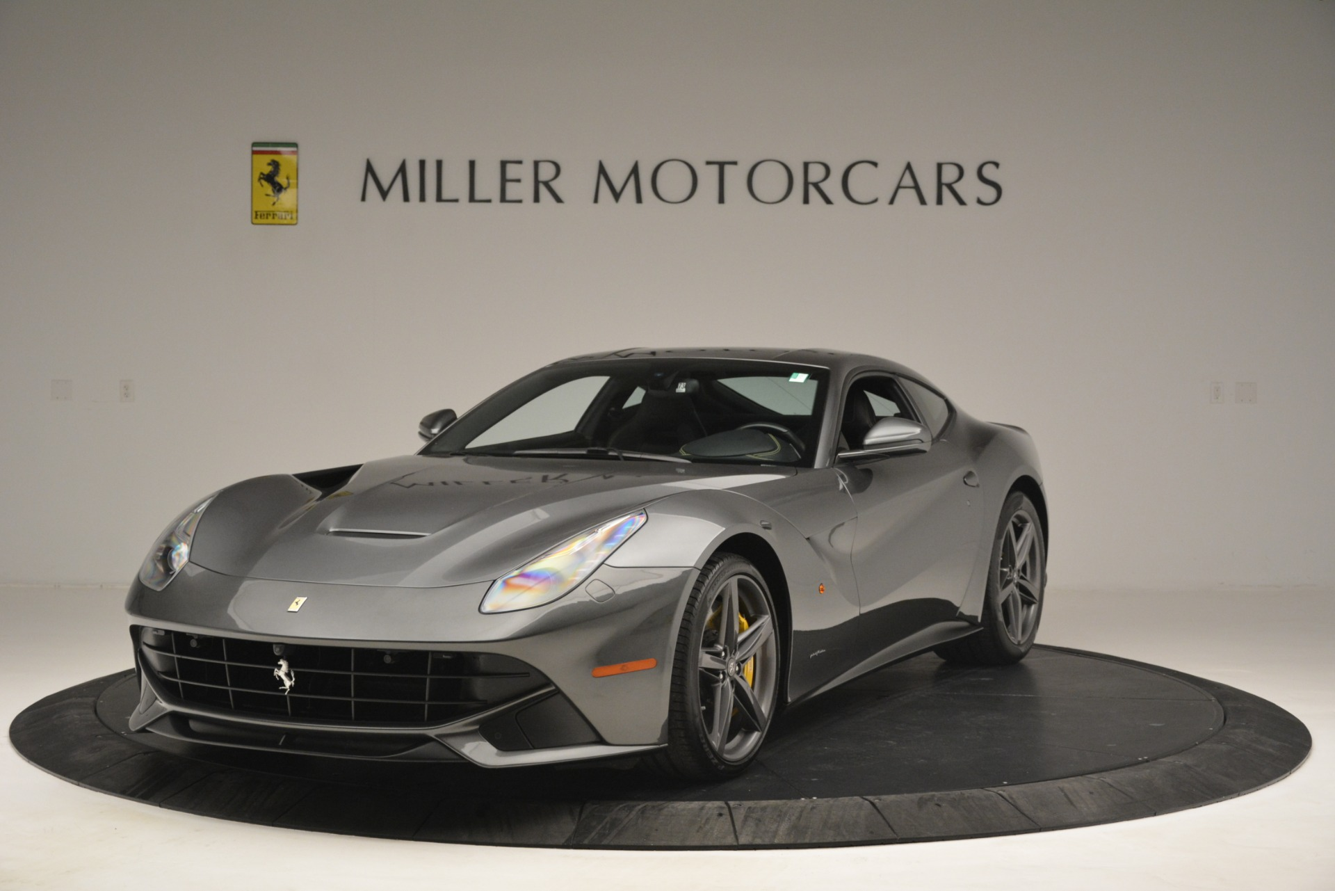 Used 2016 Ferrari F12 Berlinetta for sale Sold at Rolls-Royce Motor Cars Greenwich in Greenwich CT 06830 1