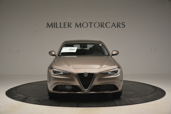 New 2019 Alfa Romeo Giulia Q4 for sale $45,240 at Rolls-Royce Motor Cars Greenwich in Greenwich CT 06830 14